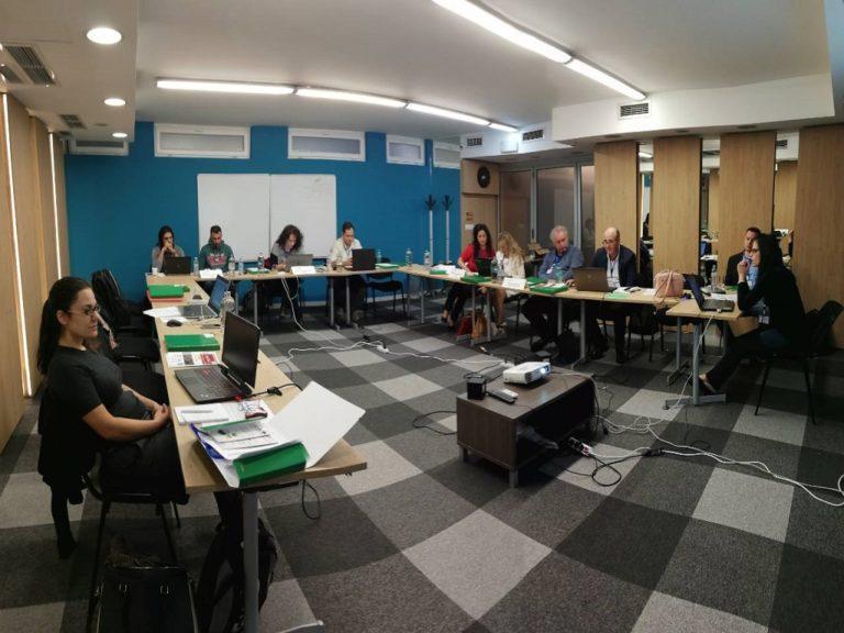 2η Συνάντηση των εταίρων του έργου